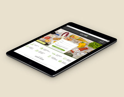 Cortilia - Digital Communication Material