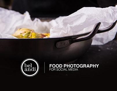 FOOD PHOTOGRAPHY — Bel Andi™