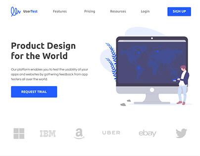 UserTest - Concept