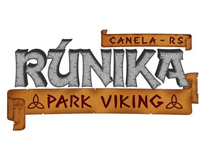 Logo para Parque Viking e Mascotes
