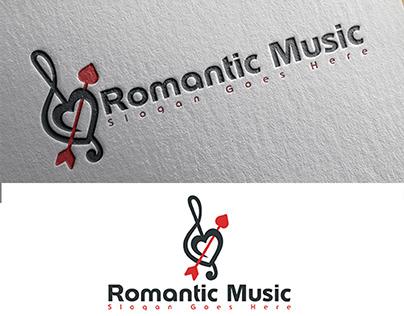 Romantic Music Logo