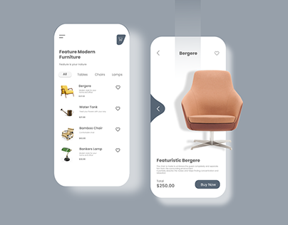 Modern Furniture App