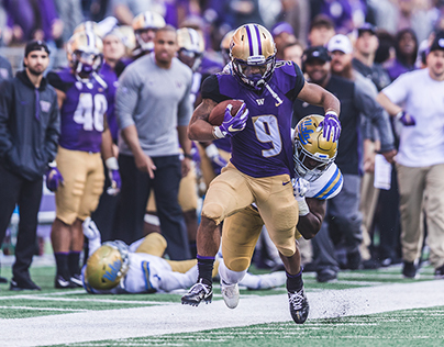 Washington vs UCLA | 10.28.17