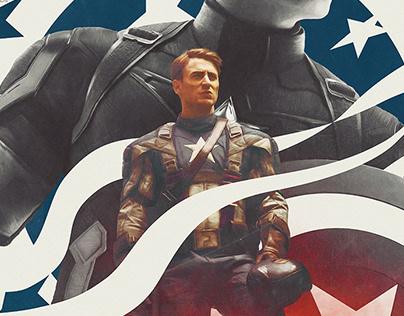 The 6 Avengers: Captain America