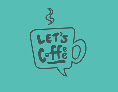 Motion Design - Let's coffee Chaîne Youtube