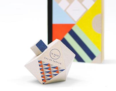 La note - parfum Papier Tigre