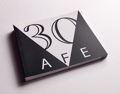 AFE 30 años