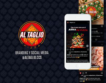 """Al Taglio """"Branding y Social Media"""""""