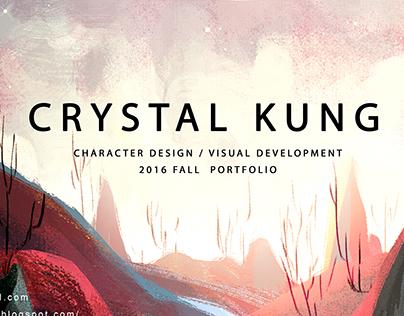 Crystal Kung Portfolio (2016 Fall)