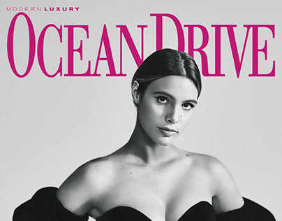 Lele Pons for Ocean Drive Magazine