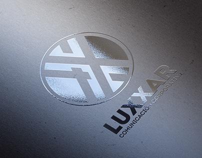 Logo de Luxxar Comunicación Corporativa
