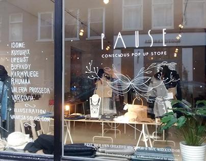 PAUSE FASHION HUB #1 - FEB 2016 - AMSTERDAM