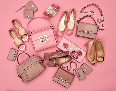 Newsletter Pink Lady - Styling and English Copywriting