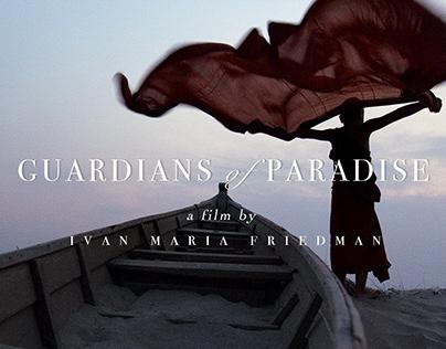 GUARDIANS of PARADISE, (film release)