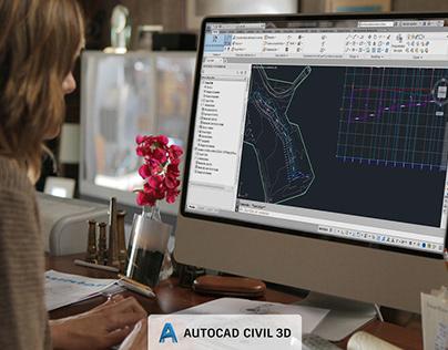 Cursos de AutoCAD Civil 3D para empresas