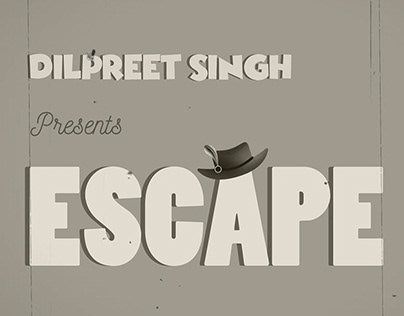 Escape- Personal Shot (WIP)