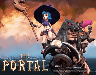 3D Modeling - The Portal