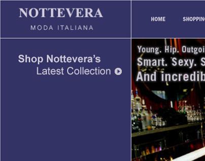 Nottevera Website