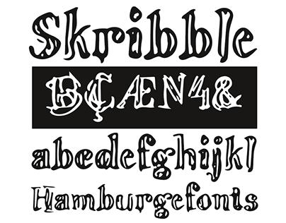 Skribble-Font (FREE)