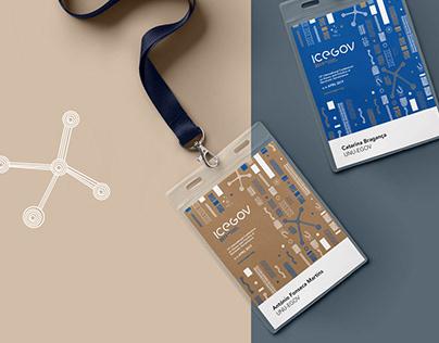 ICEGOV 2019 | brand identity