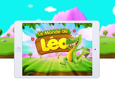 Le Monde de Léo Game App