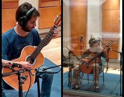 Acoustic Guitar Session