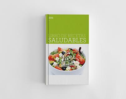 Libro de Recetas Saludables