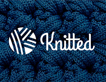 Logo design for online store of knitted bags