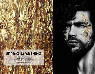 SPRING AWAKENING for NORD Magazine