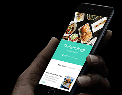 Food App Showcase