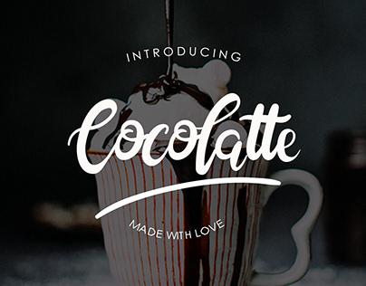 Free Cocolatte Script Font