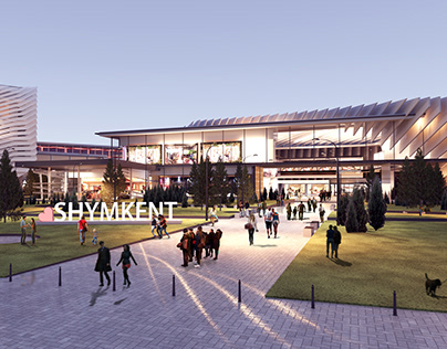 Shymkent sport facility