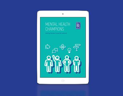 Rolls-Royce: Mental Health Brochure