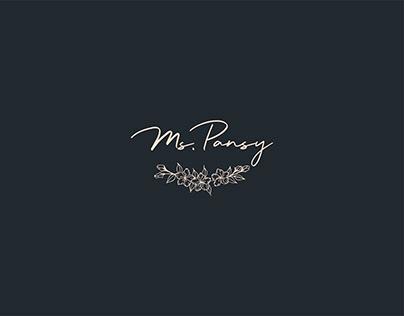 Ms.Pansy flower salon