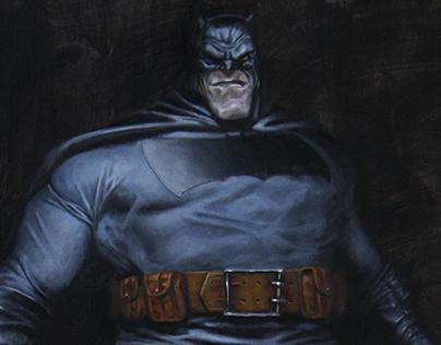 Frank Miller Batman II