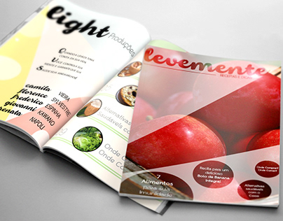 Design-Revista Levemente Design-Levemente Magazine