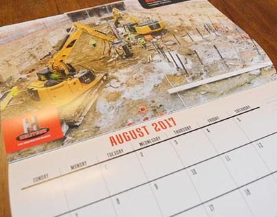 Helitech CCD Calendar