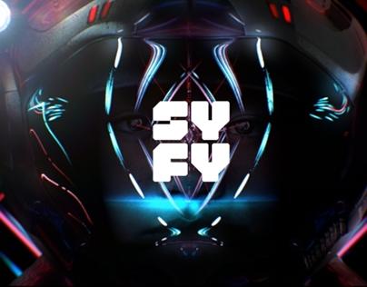SYFY - Rebrand - SPACE