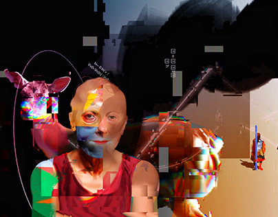 Systema Naturae. Digital Paintings