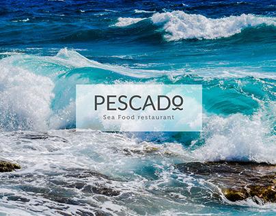 PESCADO - SeaFood Restaurant Branding