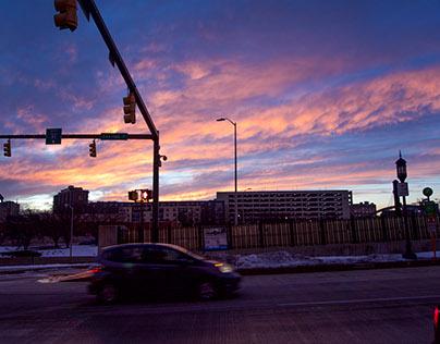 Baltimore Sunrise and Sunset Photography