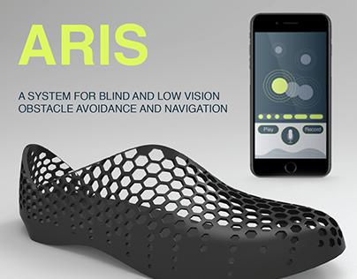 Aris: Self Navigation for the Blind