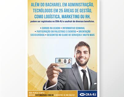 Posters CRA-RJ