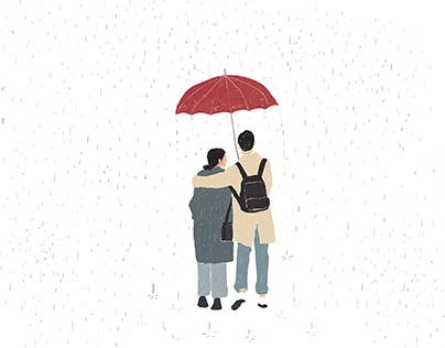 Something in the rain | Film