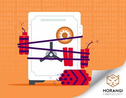 Horangi Cyber Security - Explainer Video Animation