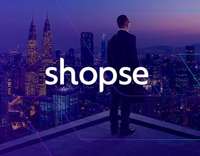 SHOPSE - Brand Identity