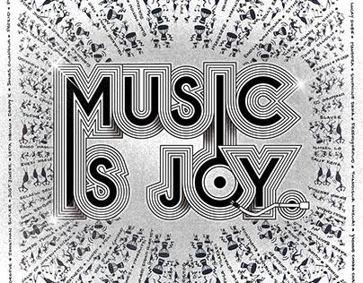 Music is Joy