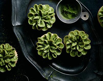 Green & Black Photo Series by Rachel Korinek.