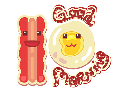 Foodie Stickers