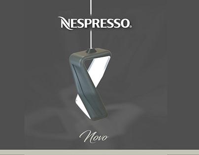 NOVO - Lampara para techo Nespresso